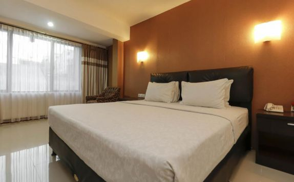 Double Bed Room di Grand Populer Hotel