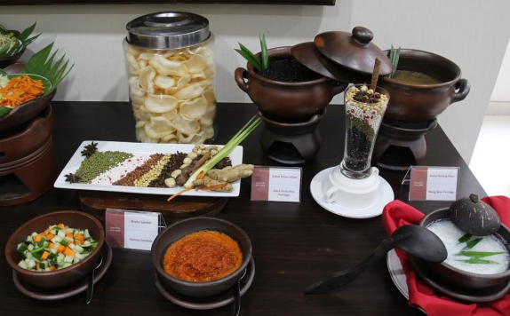 Food & Beverages di Grand Puri Saron Boutique Yogyakarta