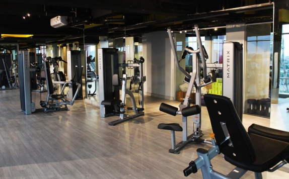 Fitness Center di Gunawangsa Merr Surabaya