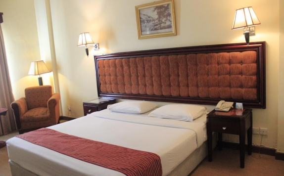 Guest Room di Harbour Bay Amir Hotel