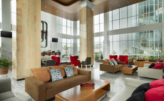 Interior di Hariston Hotel & Suites