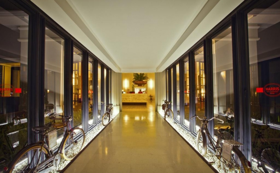 Interior di Harris Hotel and Conventions Malang