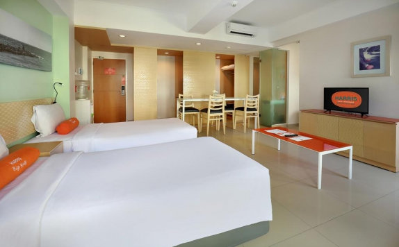Guest Room di Harris Hotel & Residences Riverview Kuta