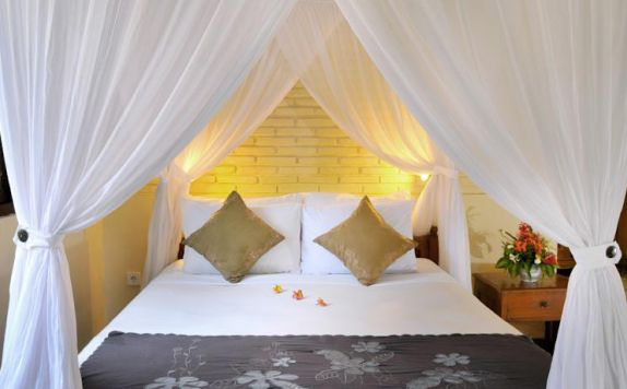 Bedroom di HIDDEN PARADISE COTTAGES