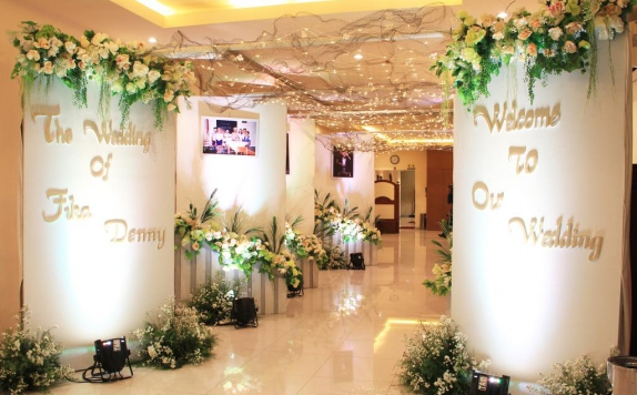 wedding room di Hotel Narita