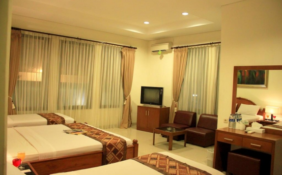 Amenities di Hotel Riau