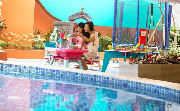 play kids facilities di Hotel Siesta Legian