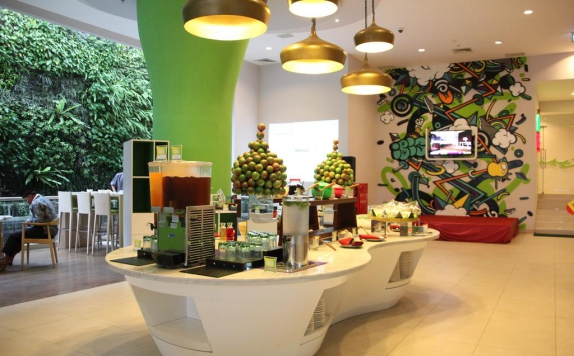 Food and Beverages di Ibis Styles Malang