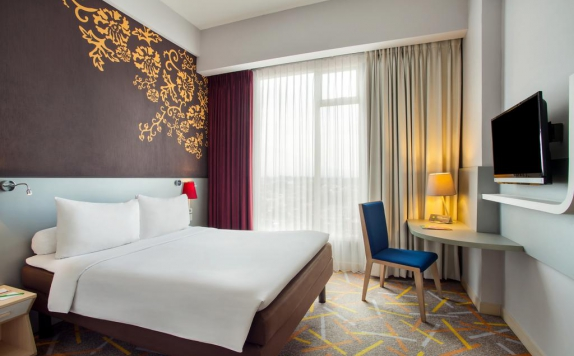 Guest room di Ibis Styles Malang
