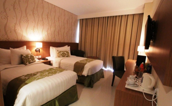 Bedroom di Ijen Suites Resort and Convention