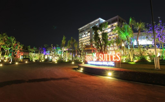 Eksterior di Ijen Suites Resort and Convention