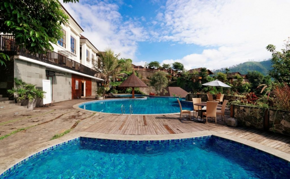 Swimming Pool di Jambuluwuk Hotel & Resort  Batu
