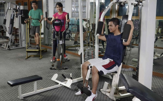 Gym di Jayakarta Hotel & Spa