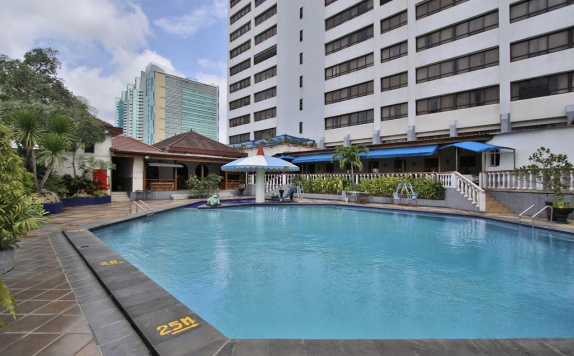 Swimming Pool di Jayakarta Hotel & Spa