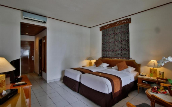 Bedroom di Jayakarta Lombok Beach Resort & Spa