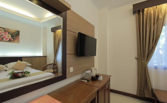 Interior di Karang Setra Hotel Spa & Cottages