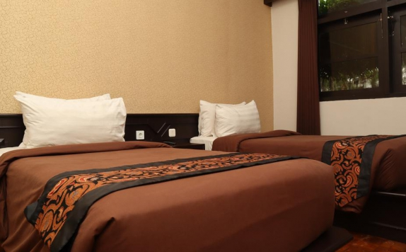 Guest room di Kusuma Agrowisata Resort & Convention Hotel