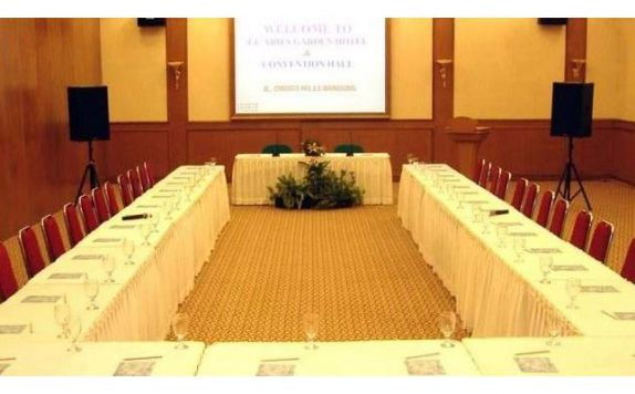 meeting room di Le Aries Garden Boutique Hotel