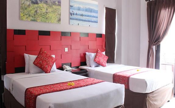 Twin Room di Legian Village