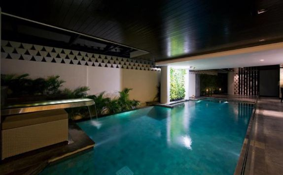 swimming pool di L Hotel Seminyak