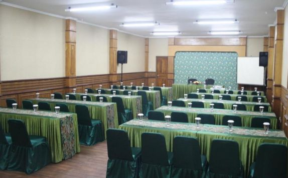 meeting room di Lingga Hotel