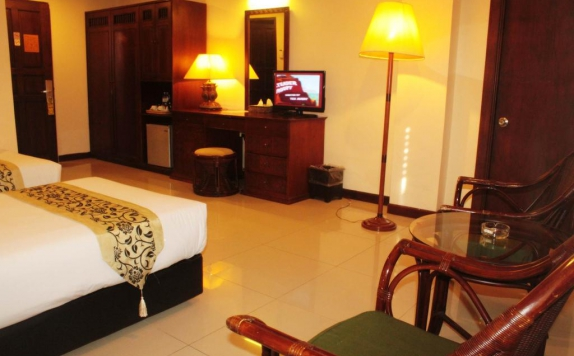 Guest room di Losari Beach
