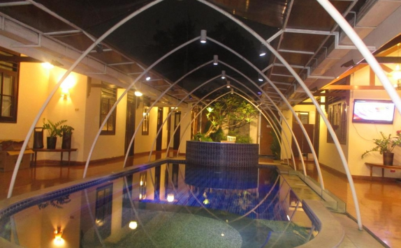 Swimming Pool di Lovender Guest House