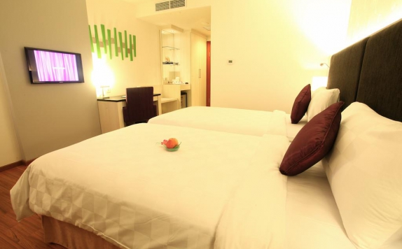 Guest room di Mercure Banjarmasin City Centre