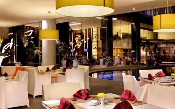 Restaurant di Mercure Banjarmasin City Centre