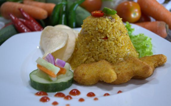food and beverages di Nueve Jogja Hotel