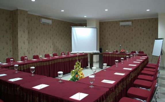 meeting room di Nueve Jogja Hotel