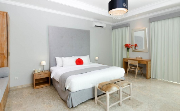 Bedroom di Nusa Dua Retreat Boutique Villa Resort & Spa