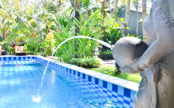 swimming pool di Palm Garden Bali