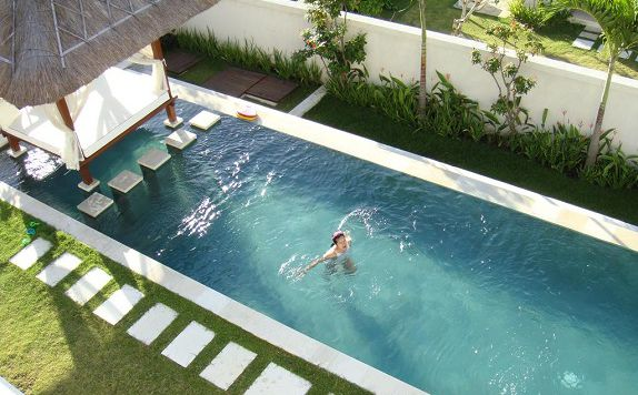 swimming pool di Park View Heights Villas