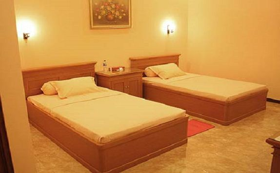 Guest Room ( Twin Bed) di Patria Garden Hotel