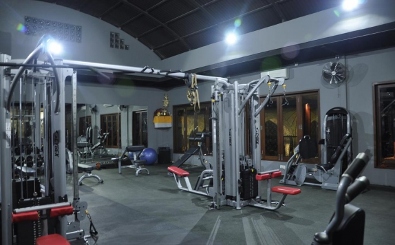 gym di Putu Bali Villa And Spa