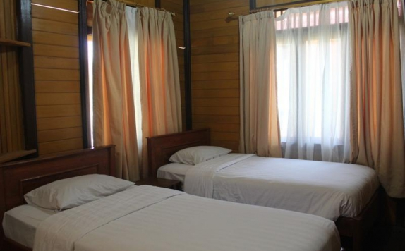 Guest Room di Queen of the South Resort Yogyakarta