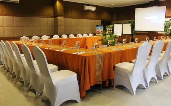 Meeting Room di Queen of the South Resort Yogyakarta