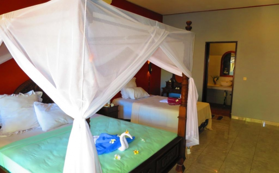 Guest Room di Rising Star Beach Resort
