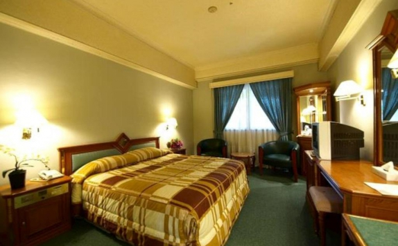 Guest room di Royal Denai Hotel