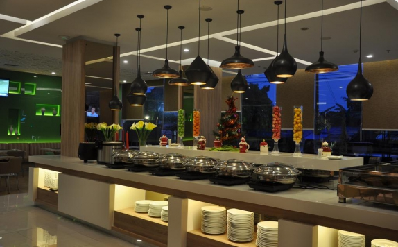 Food and Beverages di Sala View Hotel