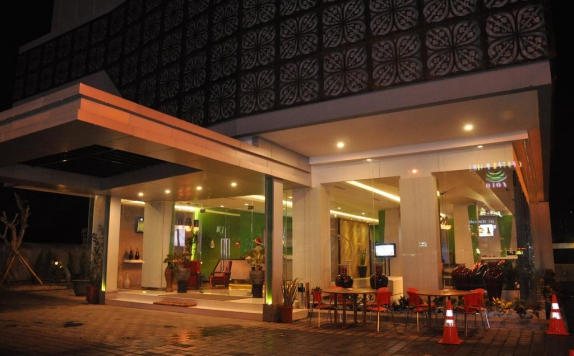 Front view di Sala View Hotel