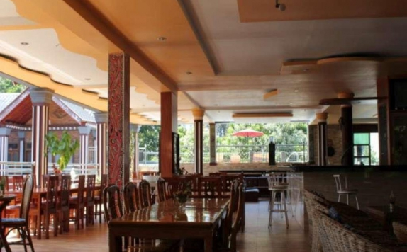 Restaurant di Samosir Cottages resort