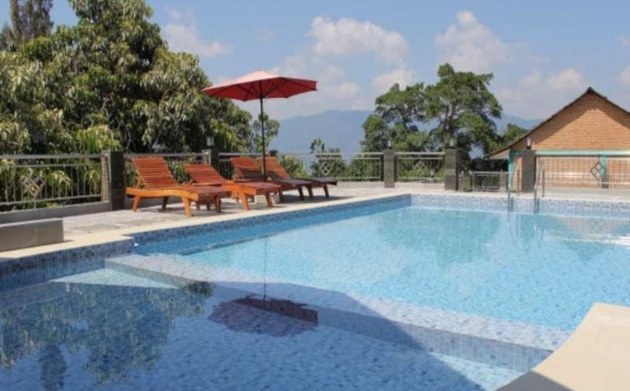 Swimming Pool di Samosir Cottages resort
