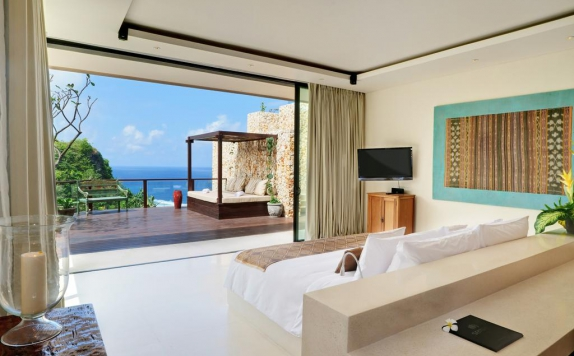 Eksterior di Semara Luxury Villa Resort (The Ungasan Clifftop Resort)