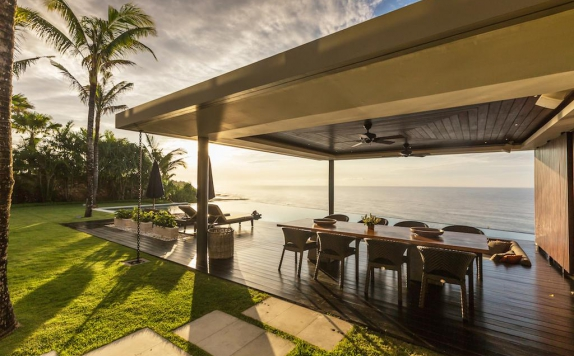 Restaurant di Semara Luxury Villa Resort (The Ungasan Clifftop Resort)