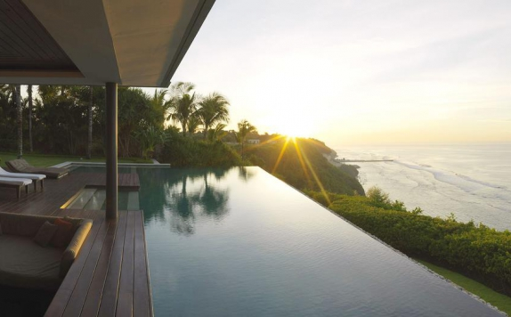 Swimming Pool di Semara Luxury Villa Resort (The Ungasan Clifftop Resort)