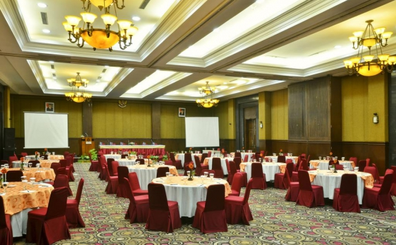 meeting room di Semesta Hotel and Convention