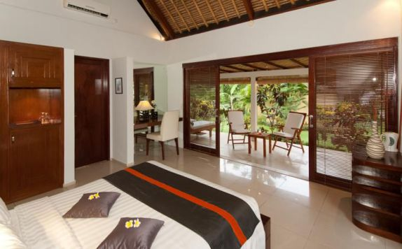 Guest Room di Siddhartha Ocean Front Resort & Spa
