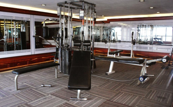 Gym di Soechi International Hotel